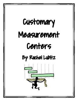 Measurement Customary Centers