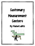 Measurement Customary Centers