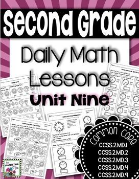 Measurement - Daily Math Lessons - Unit 9