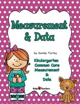 CCSS K.MD: Measurement and Data