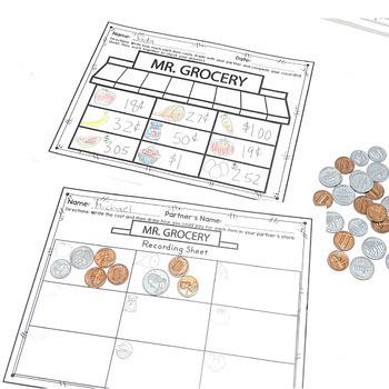 Measurement & Data 2nd Grade: Activities by the Standards Bundle