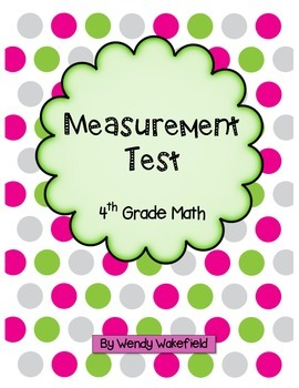 Measurement & Data Assessment and Key