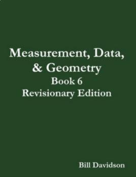 Measurement, Data, & Geometry