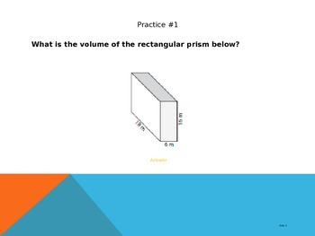 Measurement, Data, and Geometry REVIEW PowerPoint