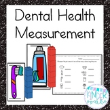 Measurement Dental Health Activity