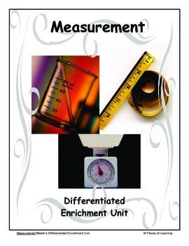 Measurement - Differentiated Blooms Enrichment Unit