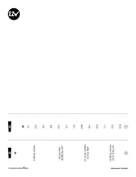 Measurement: Drill Sheets Vol. 5 Gr. 3-5