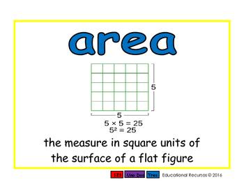 Measurement English 2-way blue