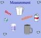Measurement Estimation Gallon, Quarts, Pints, Cups Smartboard Lesson