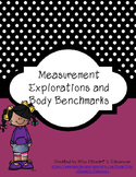 Measurement Exploration and Body Benchmarks