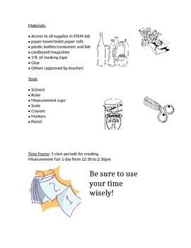Measurement Fair Design Challenge
