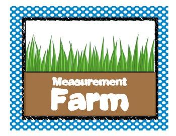 Measurement Farm: Area, Perimeter, and Volume