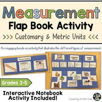 Measurement Flap Book
