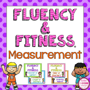 Measurement Fluency & Fitness Brain Breaks Bundle
