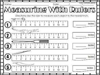 Measurement Freebie