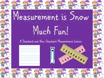 Measurement Fun