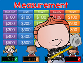 Measurement Jeopardy Style Game Show