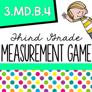 Measurement Game 3.MD.B.4