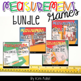 Measurement Game Pack Bundle by Kim Adsit