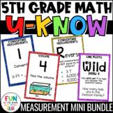 Measurement Games | U-Know Measurement Review Games MINI B
