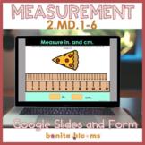 Measurement Google Slides