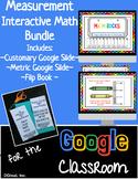 Measurement Google Slides Bundle