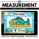 Measurement Google Slides  Distance Learning Math Task Cards