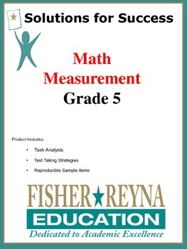 Measurement, Grade 5 Math