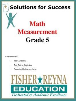 Measurement, Grade 5 Math