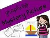 Measurement - Graphing - Data - Mystery Picture