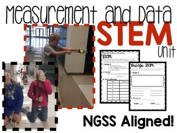 Measurement/ Graphs/ Data STEM Unit