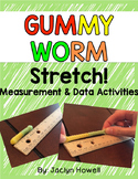 Gummy Worm Stretch - Measurement and Data!