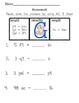 Measurement Homework Packet