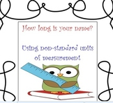 Measurement-How Long is Your Name?