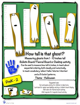 Measurement - How tall is that Ghost?
