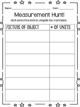 Measurement Hunt