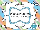 Measurement {I have, who has}