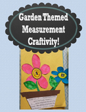 Measurement Inches Craft Activity