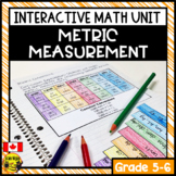 Measurement Interactive Notebook Grades 5-6