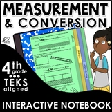 Measurement Interactive Notebook Set