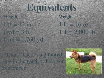 Measurement Introduction Powerpoint