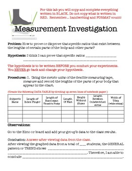 Measurement Investigation