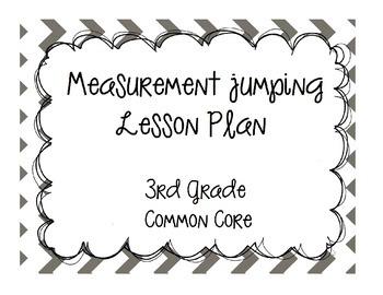 Measurement Jumping Lesson Plan