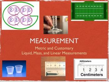 Measurement Keynote