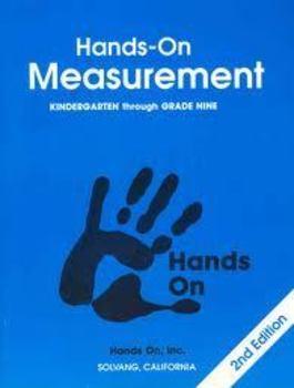 Measurement Kindergarten, 1st