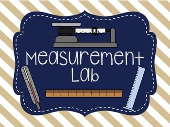 Back to School: Measurement Lab