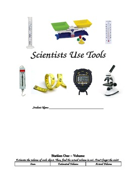 Measurement Lab - Scientific Tools