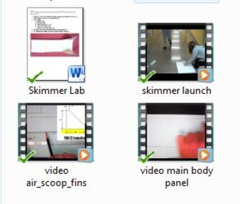 Measurement Lab Skimmer Launcher