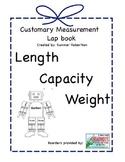 Measurement Lapbook