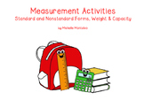 Measurement: Lenght, Weight & Capacity